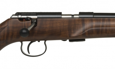 "1516 D HB Beavertail 23"" .22 WMR"