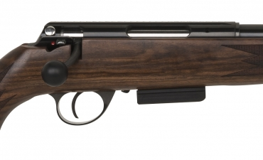 1771 D G Walnut German .223 REM Threaded Barrel