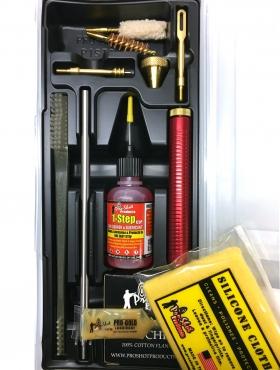 .38 Cal. / 9mm Pistol Cleaning Kit