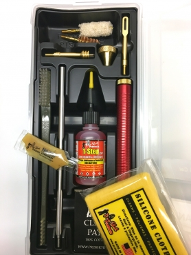 .45 Cal. Pistol Cleaning Kit