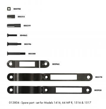 64 Action Bottom Metal Kit