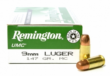 Remington 9MM Luger 147gr