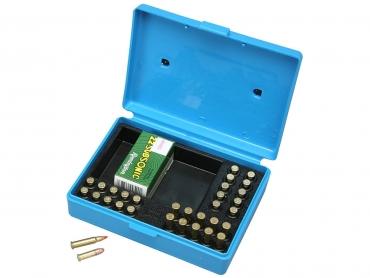 Ammo Box 30 Rd 22 LR/.17 HMR Rimfire Competition