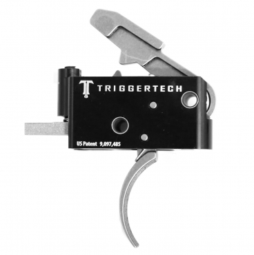 Adaptable AR Primary Trigger- Curved or Straight