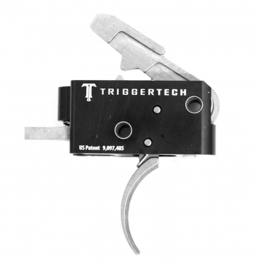 Combat AR Primary Trigger - Curved or Straight