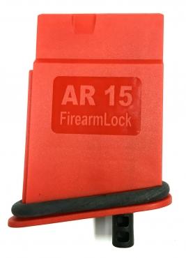 AR15 Magazine Lock - Keyed Alike
