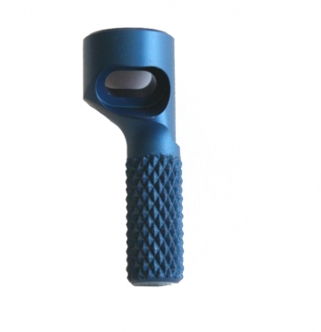 Bolt Handle Blue (Right) 1827F