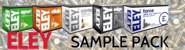 Eley Sample Pack - BRICK