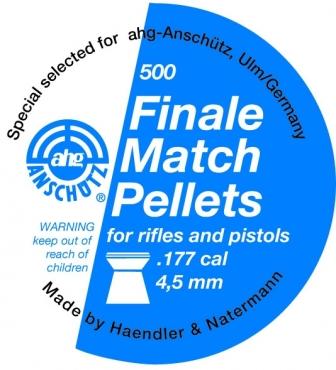 Finale Match 4.49mm H&N