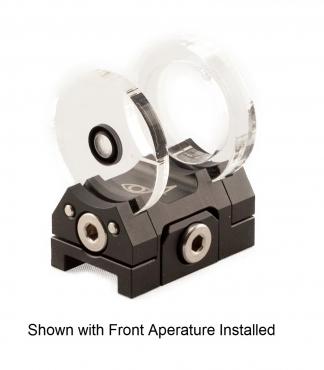 Front sight holder RACE - Black