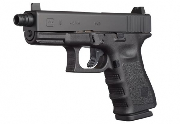 Glock G19 Gen 3 Threaded Barrel 9x19