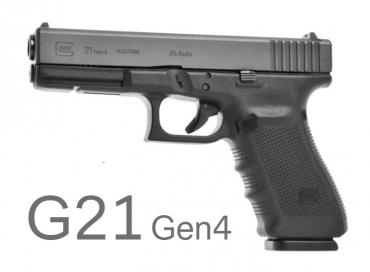 Glock G21 Gen 4 .45 Auto