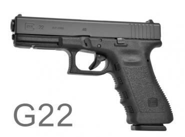 Glock G22 Standard Gen3 .40 S&W