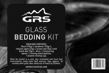 GRS Glass Bedding Kit 75gr