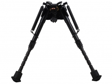 "Harris S-BRM Bipod 6"" to 9"" Notched Legs (Swivels)"