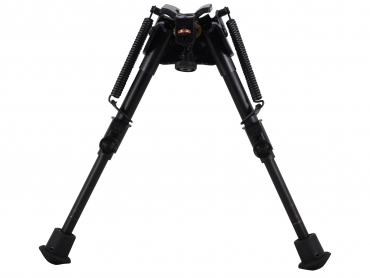 "Harris S-BR Bipod 6"" to 9"" Standard Legs (Swivels)"
