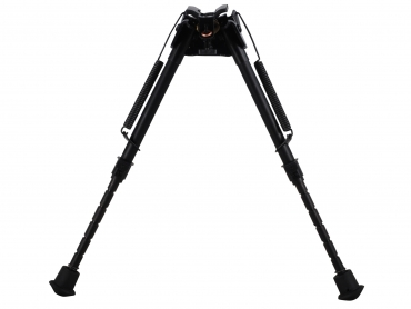 """Harris S-LM Bipod 9"""" to 13"""" Notched Legs (Swivels)"""