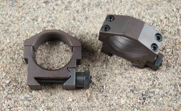 HD 30mm Rings, MIL STD 1913, LOW