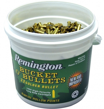 Bucket o' Bullets .22LR HV HP