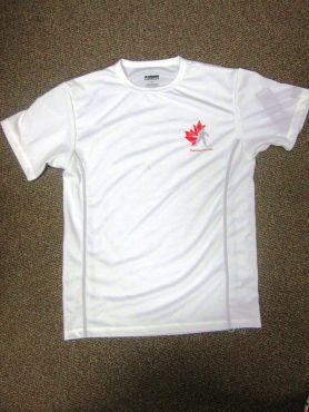 Karbon T-Shirt Quick Dry WHITE