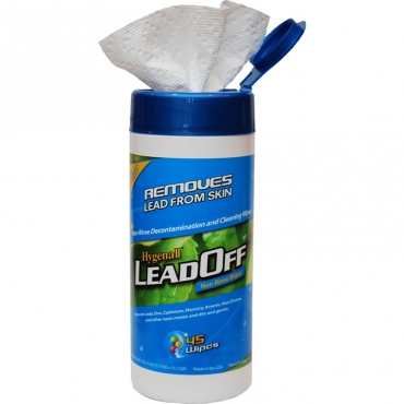 LeadOff Wipes - Canister of 45