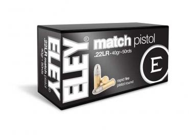 Match Pistol (500)