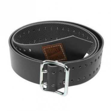 No Stretch Belt- Black