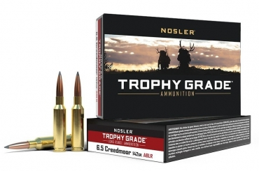 Nosler 6.5 Creedmoor Trophy Grade Long Range