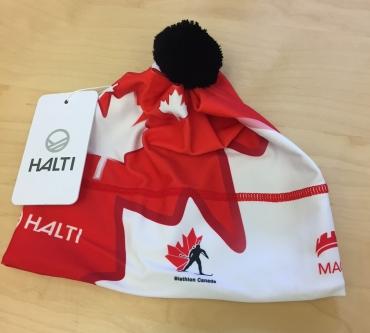 Official Biathlon Canada National Team Race Hats