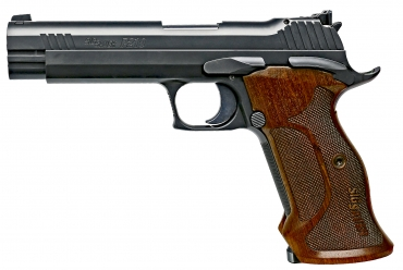 "P210 Target - 9mm, 5"""