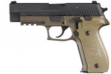 P226R Combat FDE 9mm