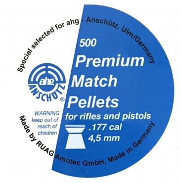 Premium Match 4.50mm RWS R10