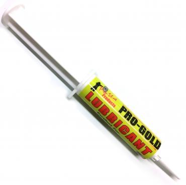 Pro Gold Lube 10cc Syringe