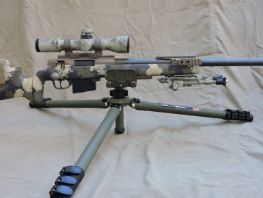 P.R.S.T. Carbon Fiber Shooter Tripod