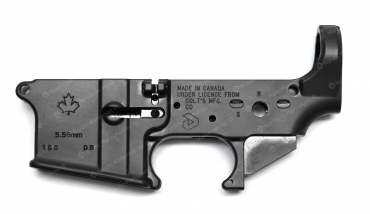 Stripped Lower Receiver