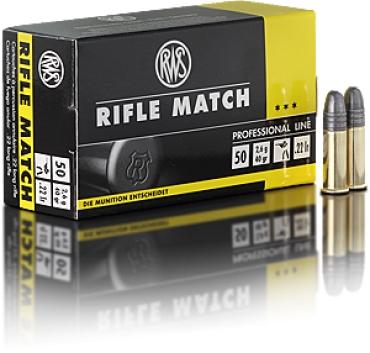 RWS Rifle Match | .22 LR