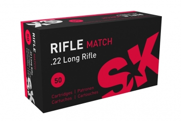 SK Rifle Match (500)
