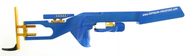 Sochi Model Blue/Gold