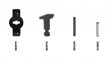 Spare part - set for 19xx and 20xx bolts