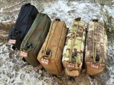 STR8Laced Ultra Light Rear Bag