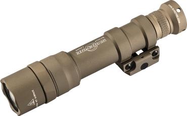 SUREFIRE M600DF Dual Fuel LED Scout Light-TAN