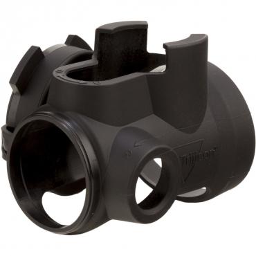 TRIJICON MRO® Slip on Cover Clear Lens Caps - Black